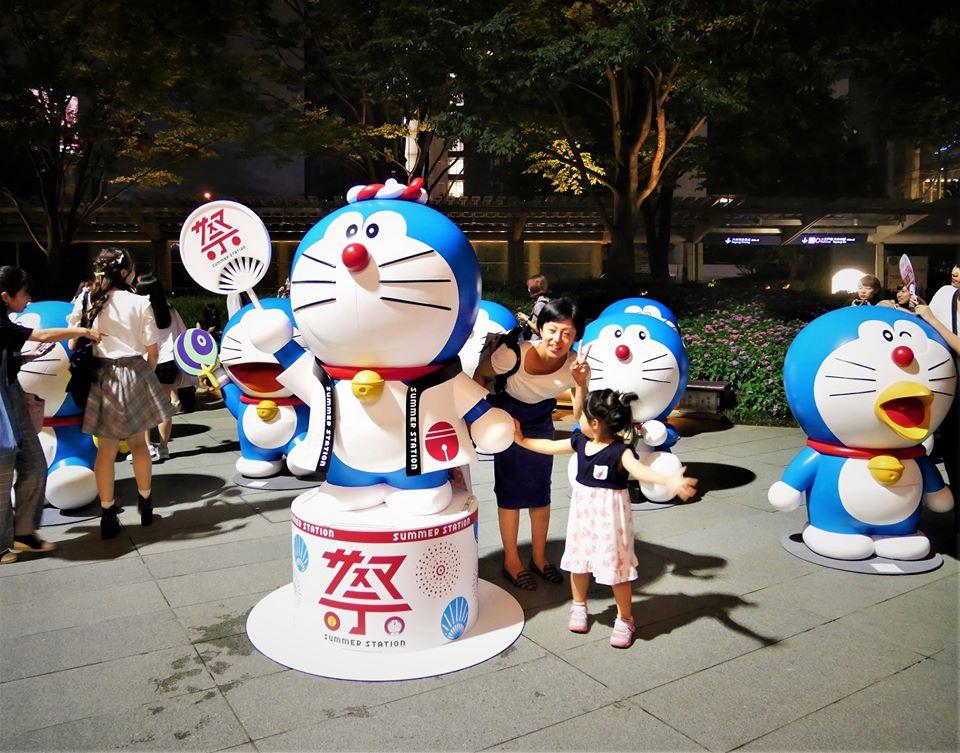 Doraimon en Tokyo