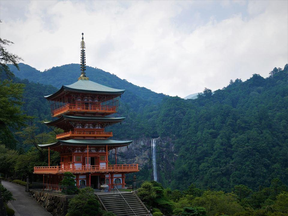 Kumano Nachi Taisha, qué ver en Wakayama