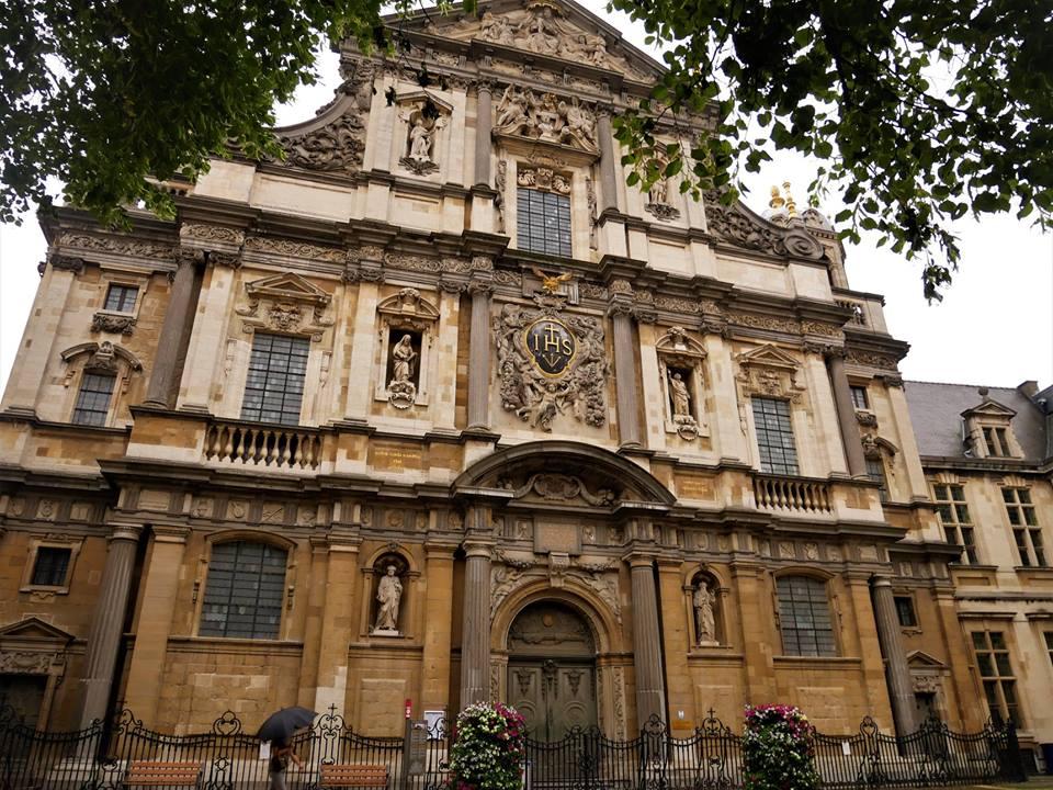 Iglesia de San Carlos Borromeo, qué ver en Amberes