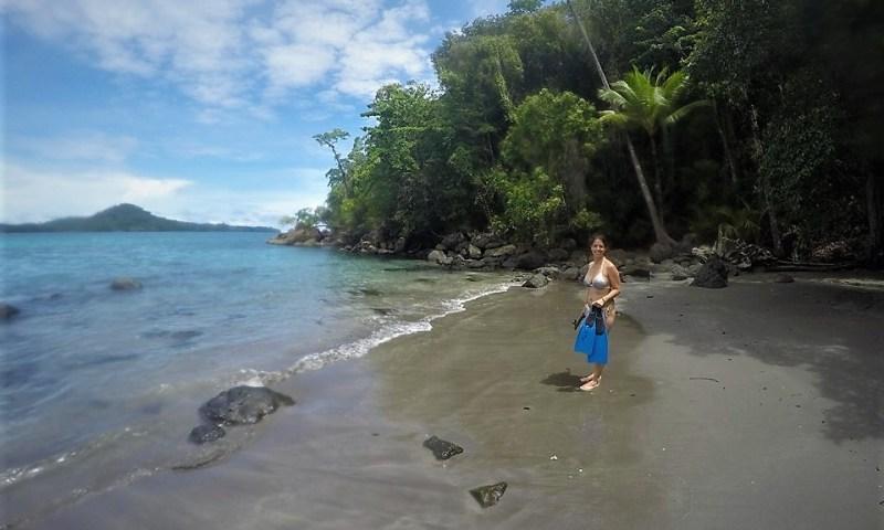 Guía para viajar a Panamá, isla Coiba