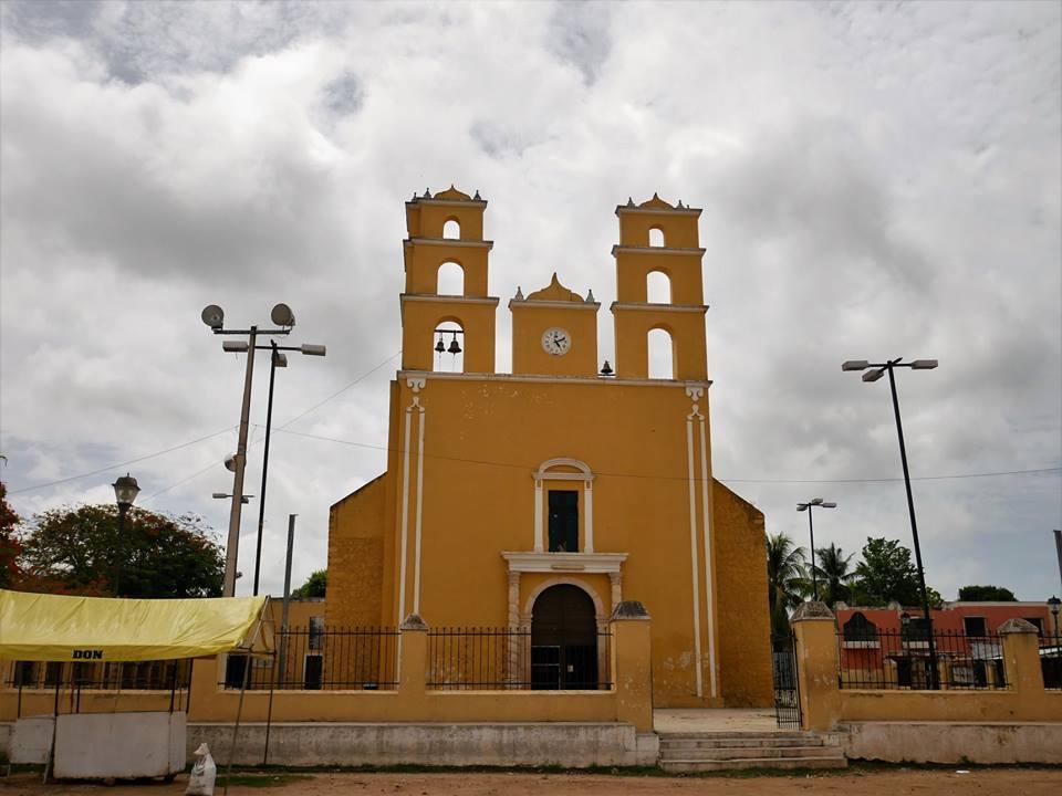 Iglesia de Acaceh