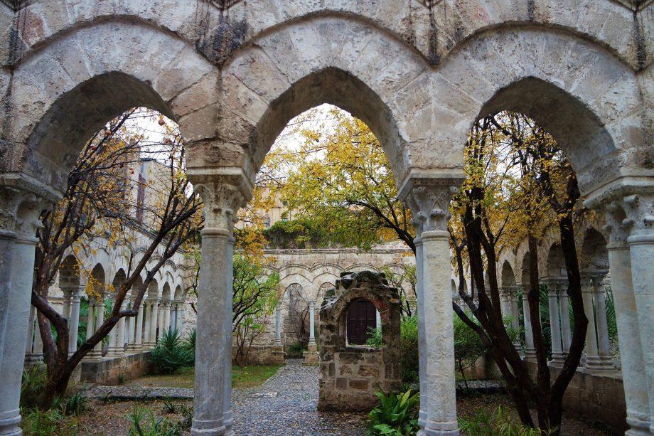 San Giovanni el Eremita, Palermo