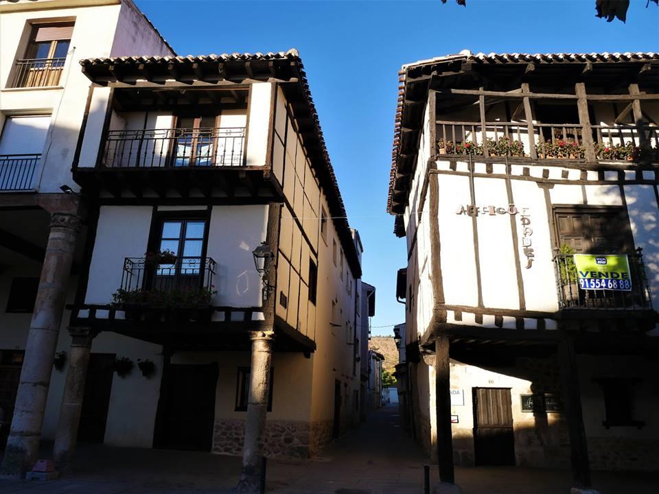 Casa de doña Sancha, Covarrubias