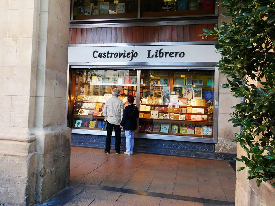 Castroviejo librero, Logroño