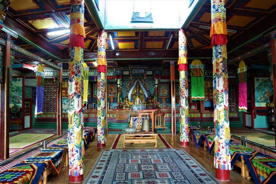 Centro Budista de Ariyabal en El Terelj