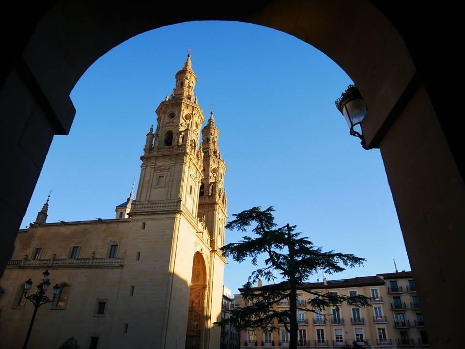Concatedral de Logroño