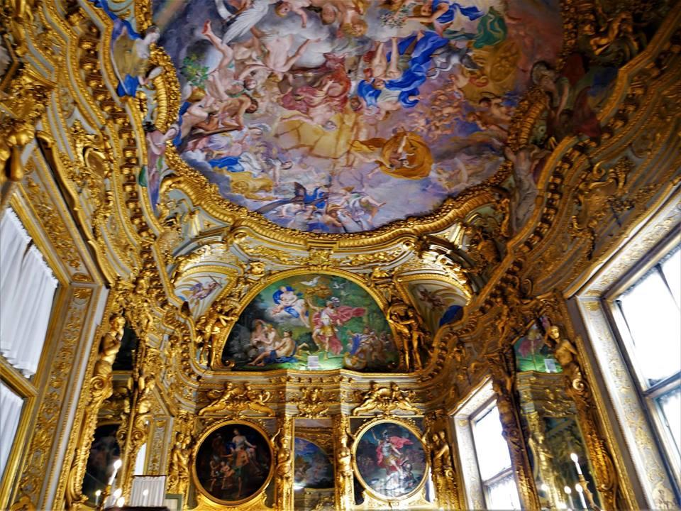 Galería Dorada del Palacio Tobia Pallavicino
