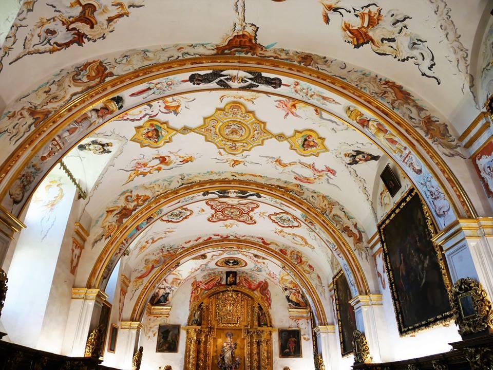 La Sacristía, monasterio de Yuso