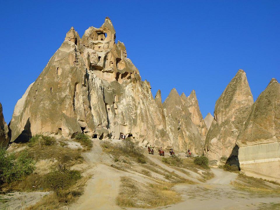 Valle de Göreme, la Capadocia