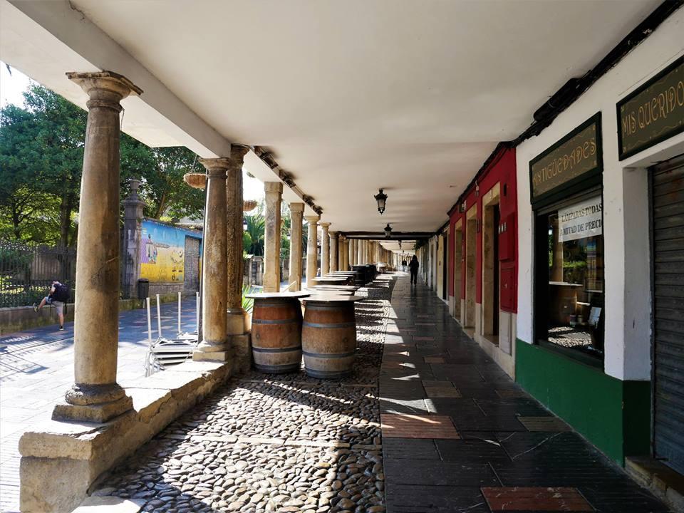 Calle Galiana, Avilés