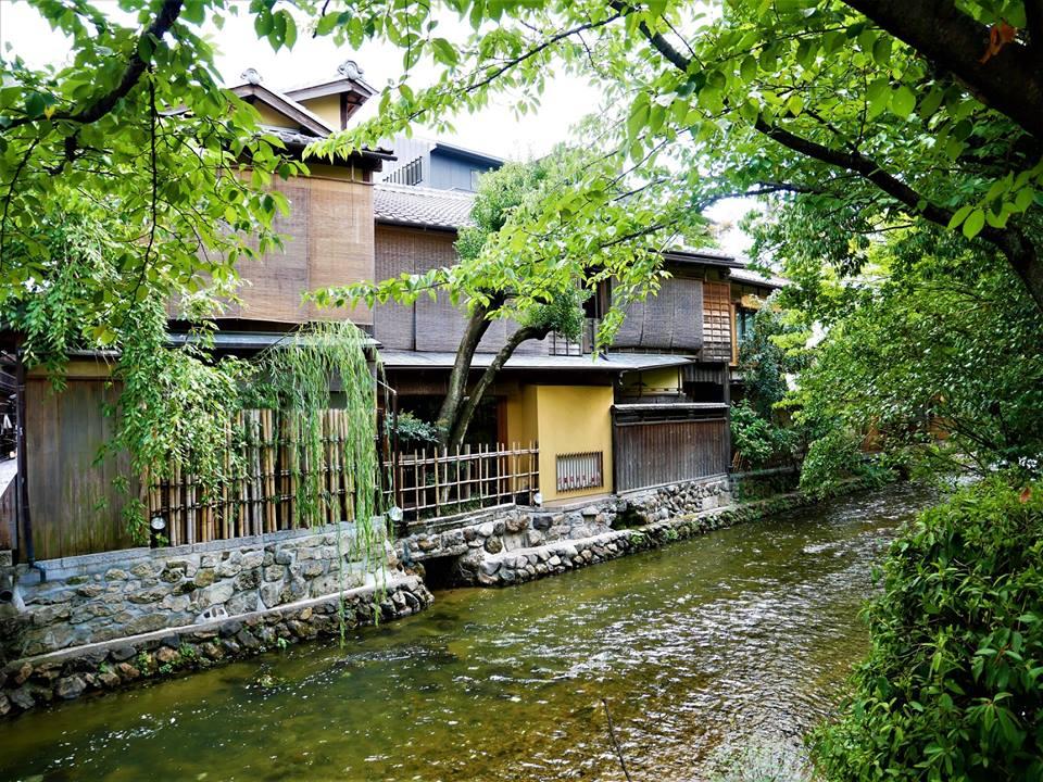 Casas de Gion