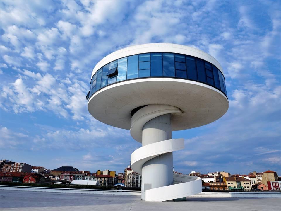 El árbol, Centro Niemeyer, qué ver en Avilés en 2 días