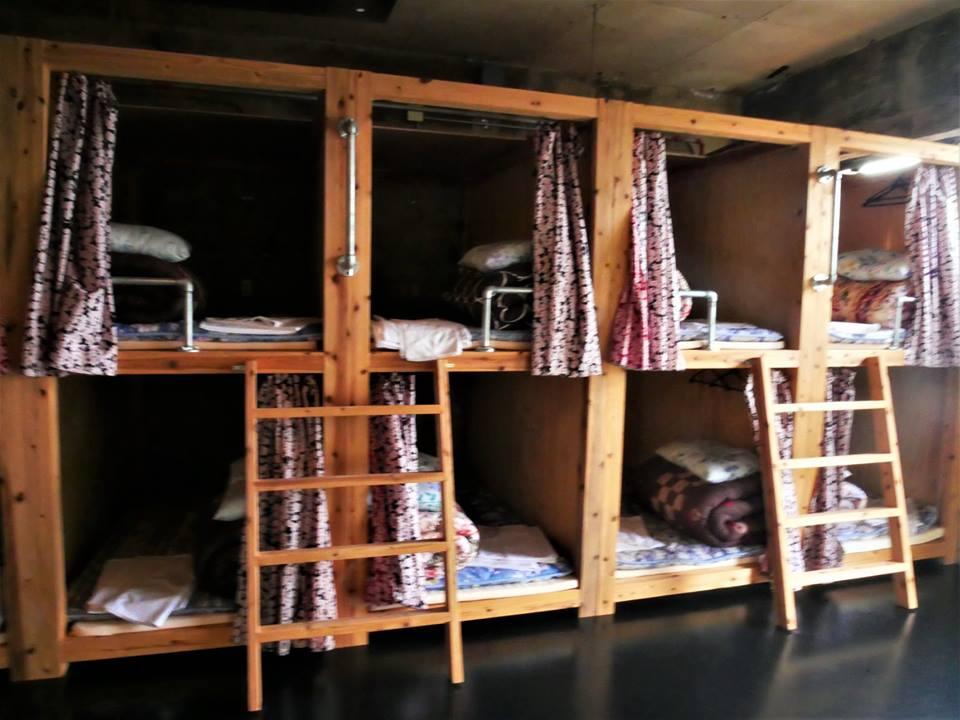 Hostel en Kanazawa