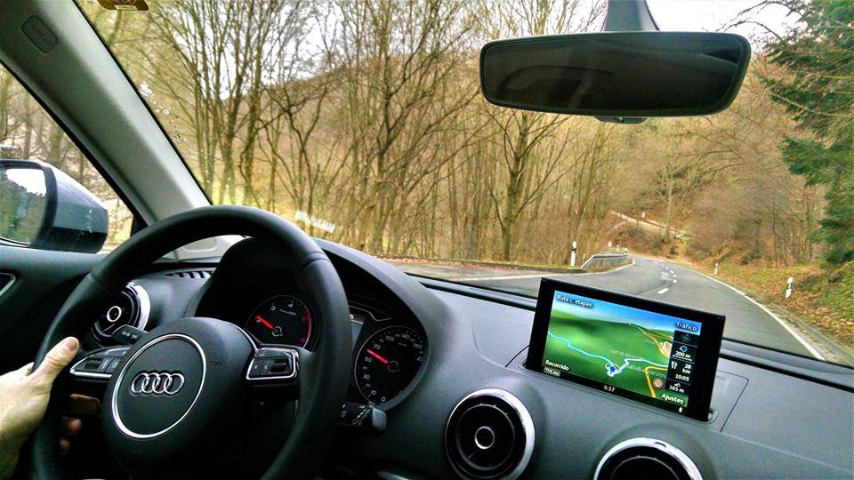 Ruta en coche por Alemania