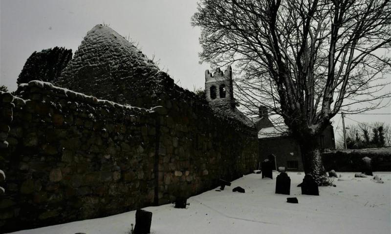 Iglesia de St Begnet´s en Dalkey