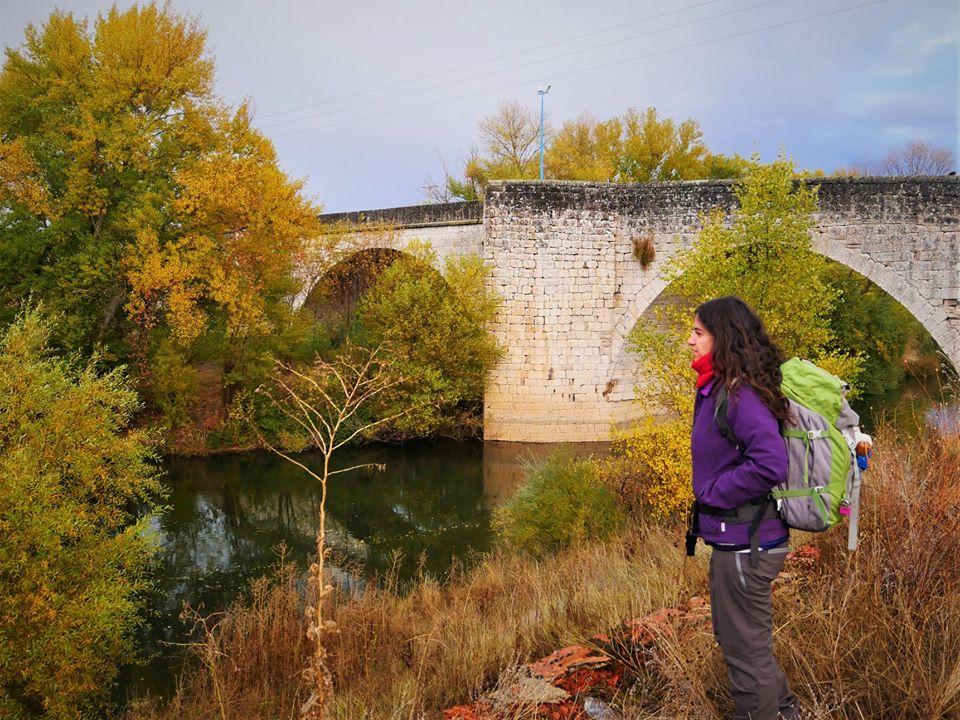 Camino de Madrid a Santiago de Compostela