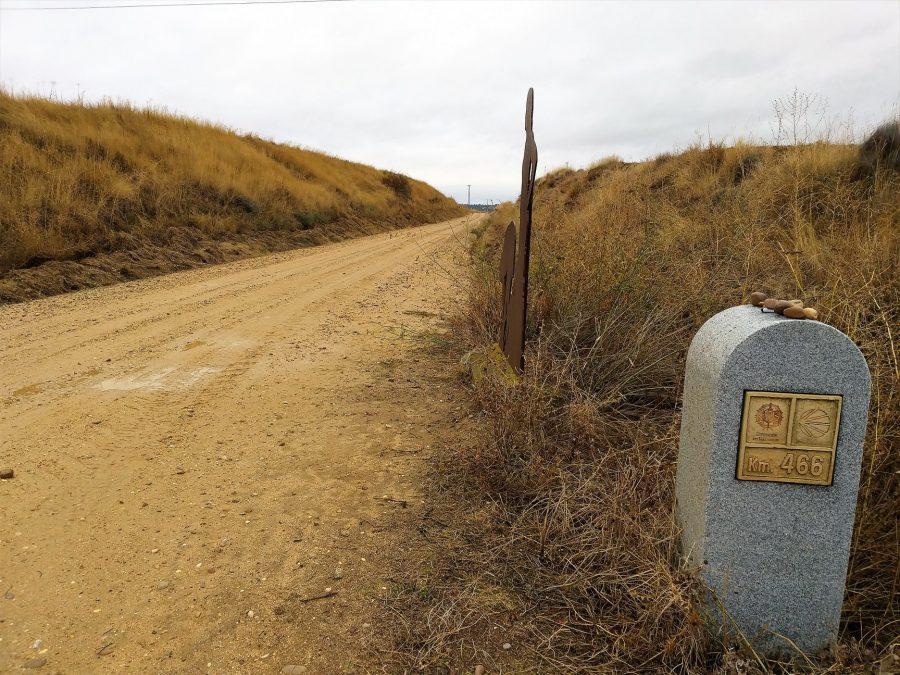 Camino de Madrid, de Simancas a Ciguñuela