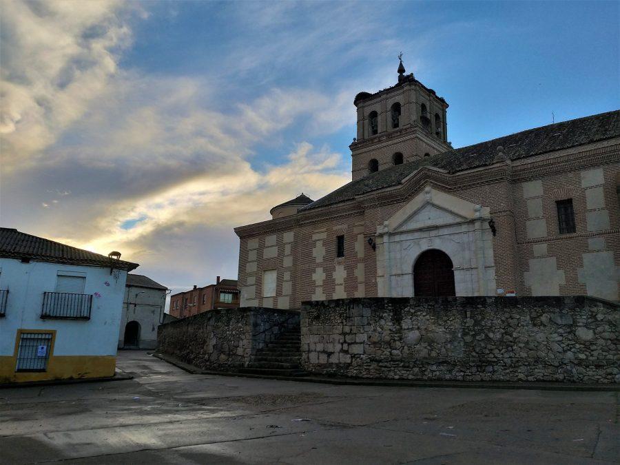 Iglesia de Alcazarén, Valladolid