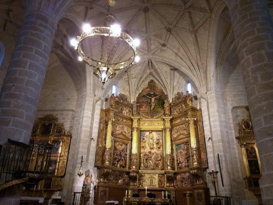 Iglesia de Simancas