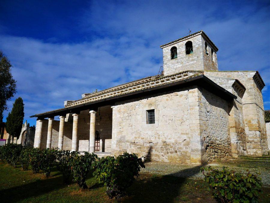 Iglesia románica de Wamba