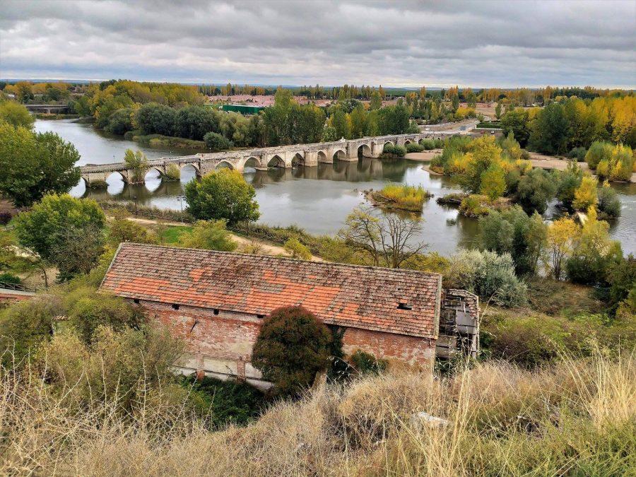 Puente medieval de Simancas