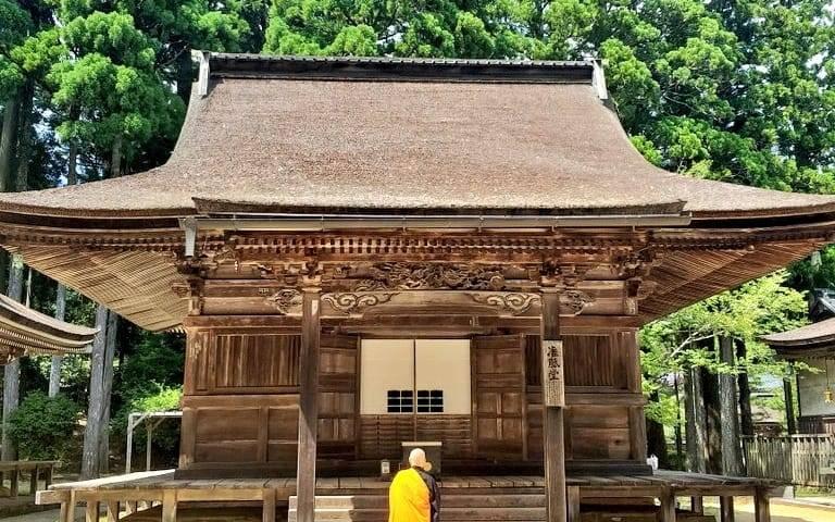 Qué ver en Koyasan Japón