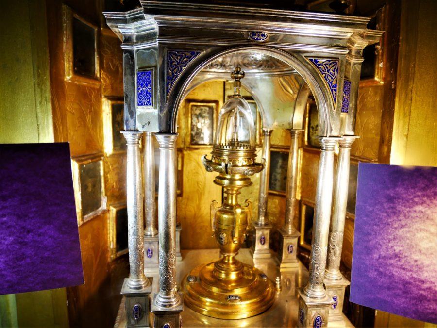 Relicario de la Santa Espina