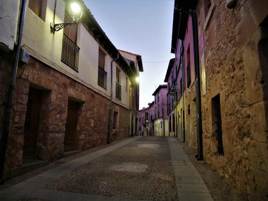 Calles medievales de Lerma