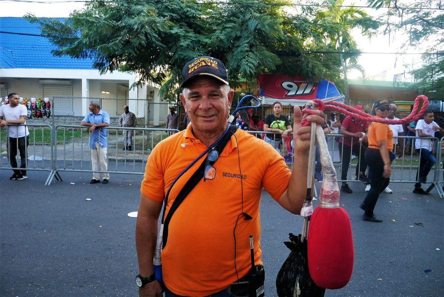 José Gutiérrez, carnaval vegano