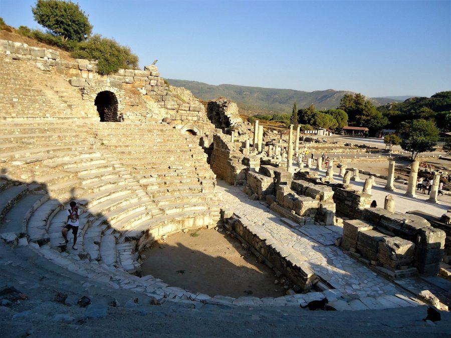 Odeón, Éfeso