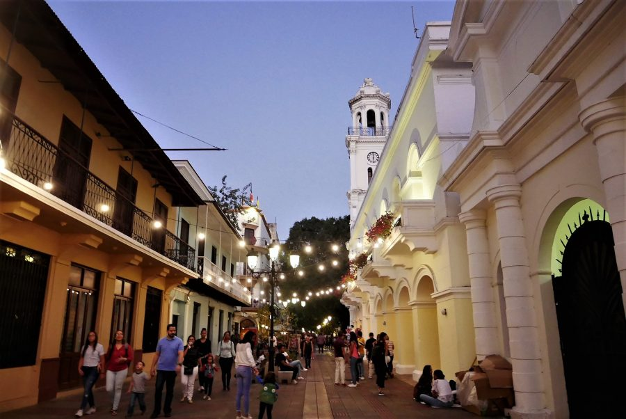 Santo Domingo, zona colonial