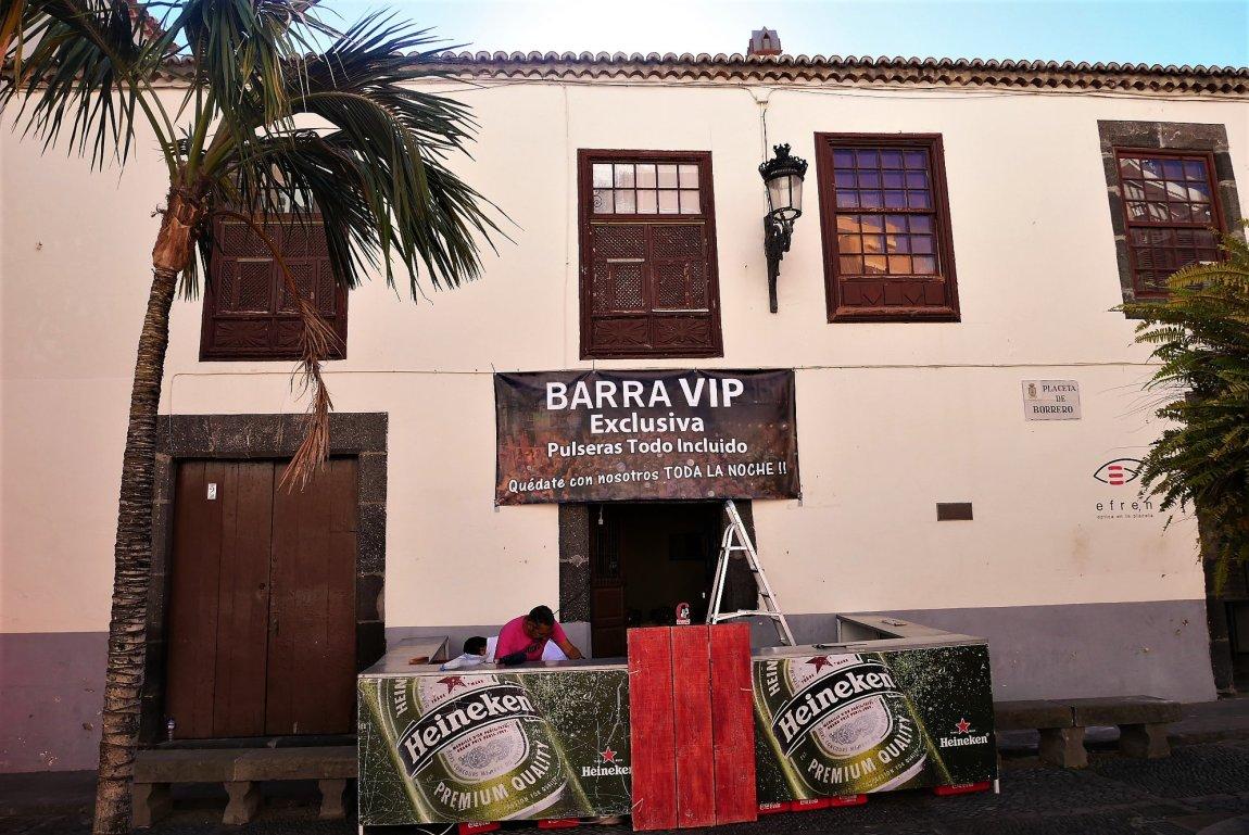 Barra en la Placeta, Santa Cruz de la Palma