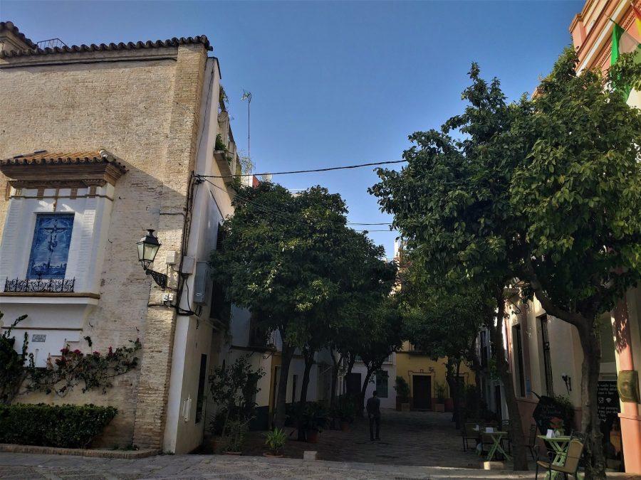 Barrio de Santa Cruz, Sevilla