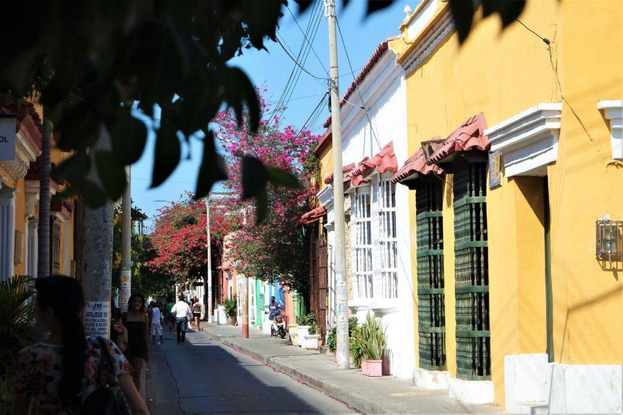 Calles de Cartagena de Indias