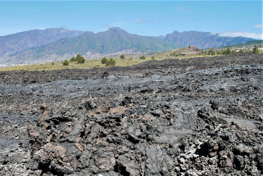 Colada volcánica, La Palma