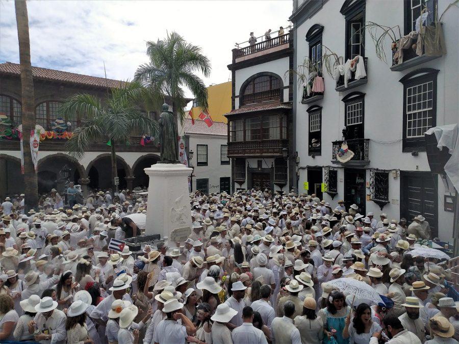 Fiesta de los Indianos La Palma