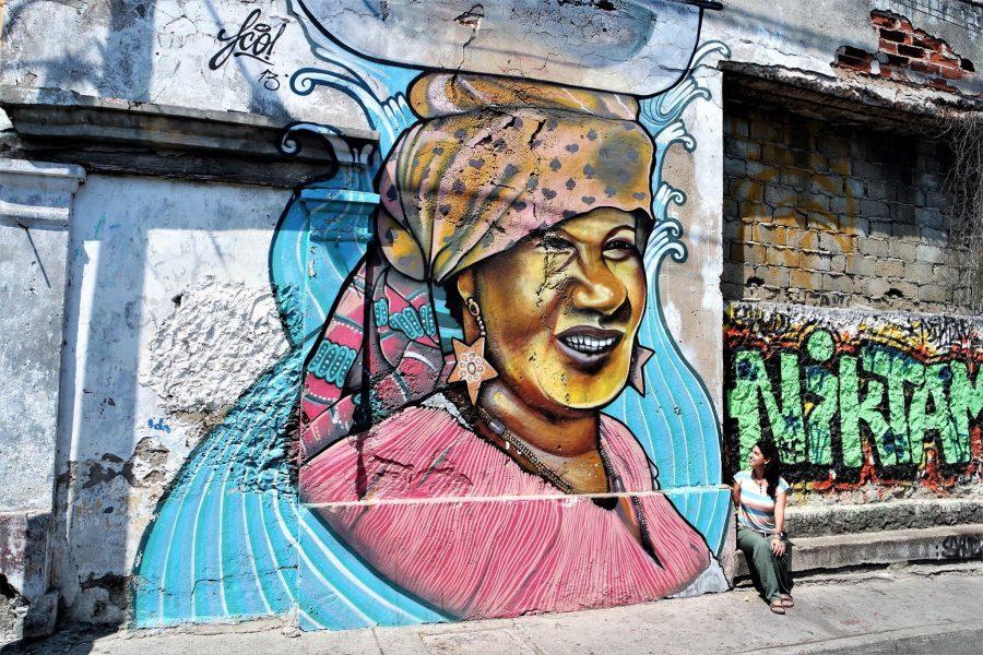 Grafiti de Getsemaní, qué ver en Cartagena de Indias