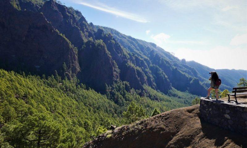 Mirador de la Cumbrecita, qué ver en La Palma en 3 días