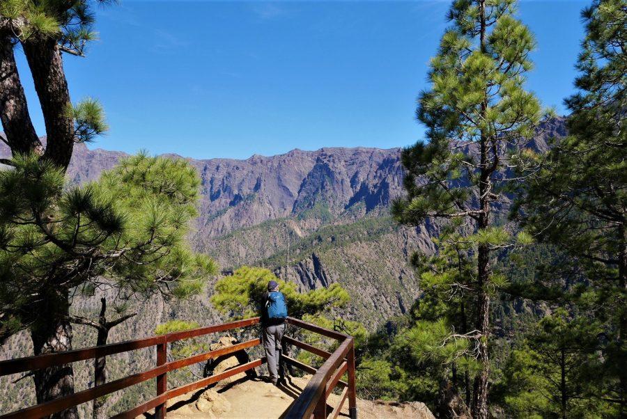 Miradores de la Caldera, La Palma en 3 días