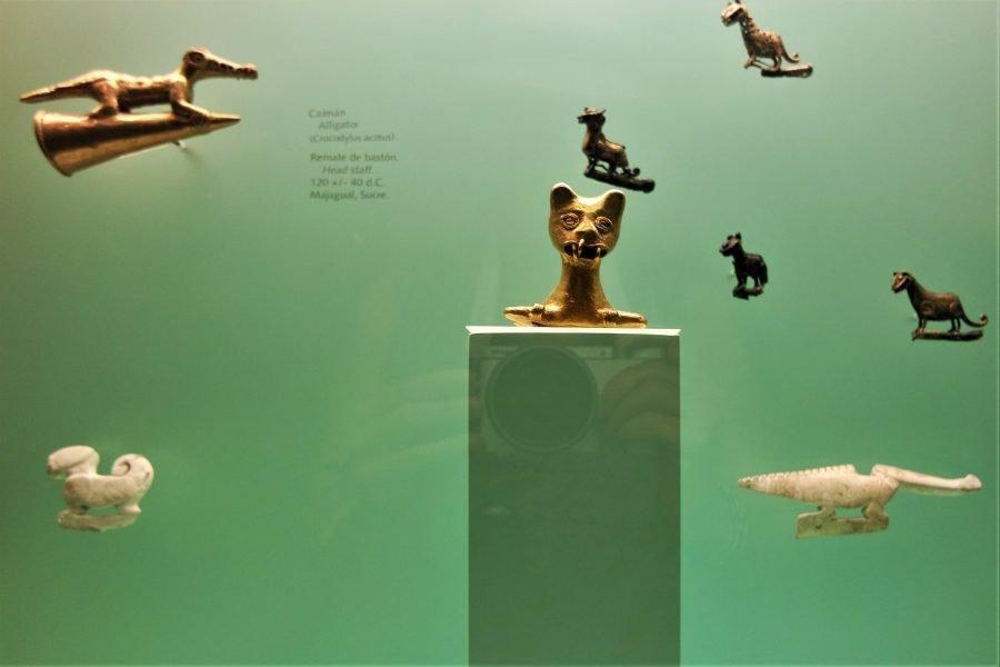 Museo del Oro Zenú, qué ver en Cartagena de Indias