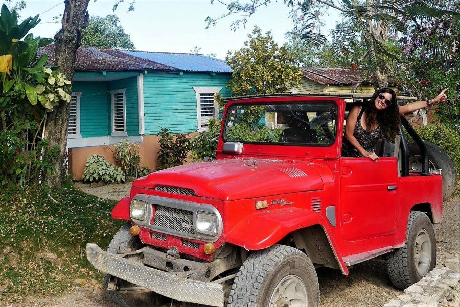 Ruta en coche por República Dominicana