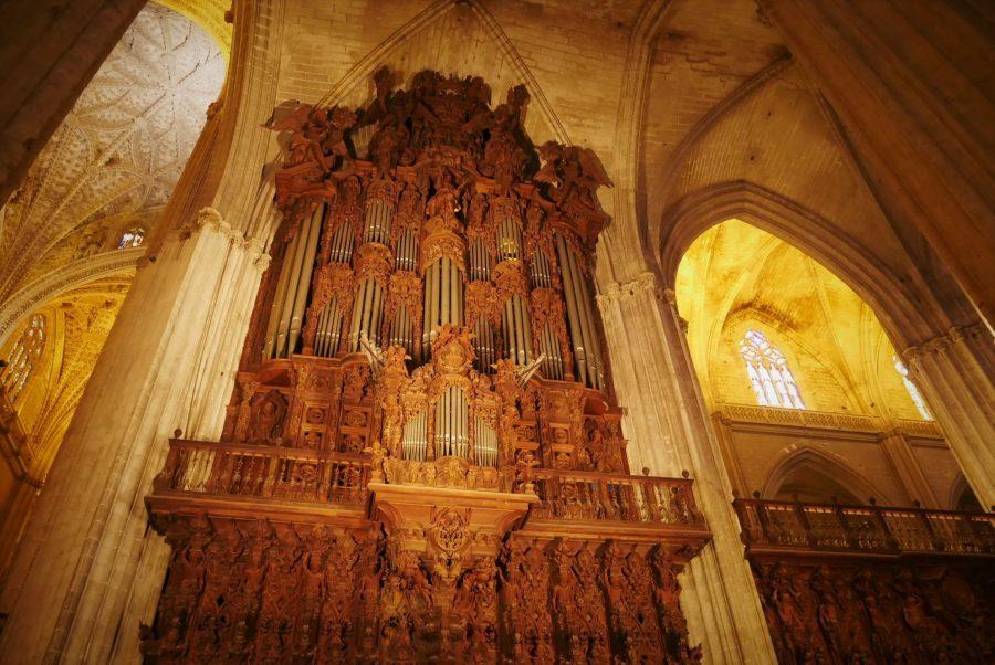 Órgano de la catedral de Sevilla