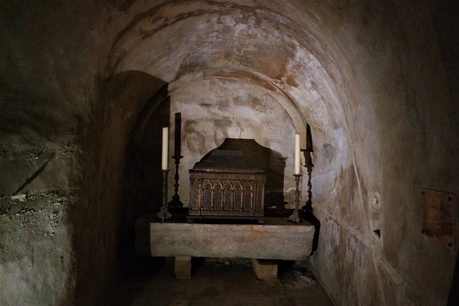 Cripta de San Sernín