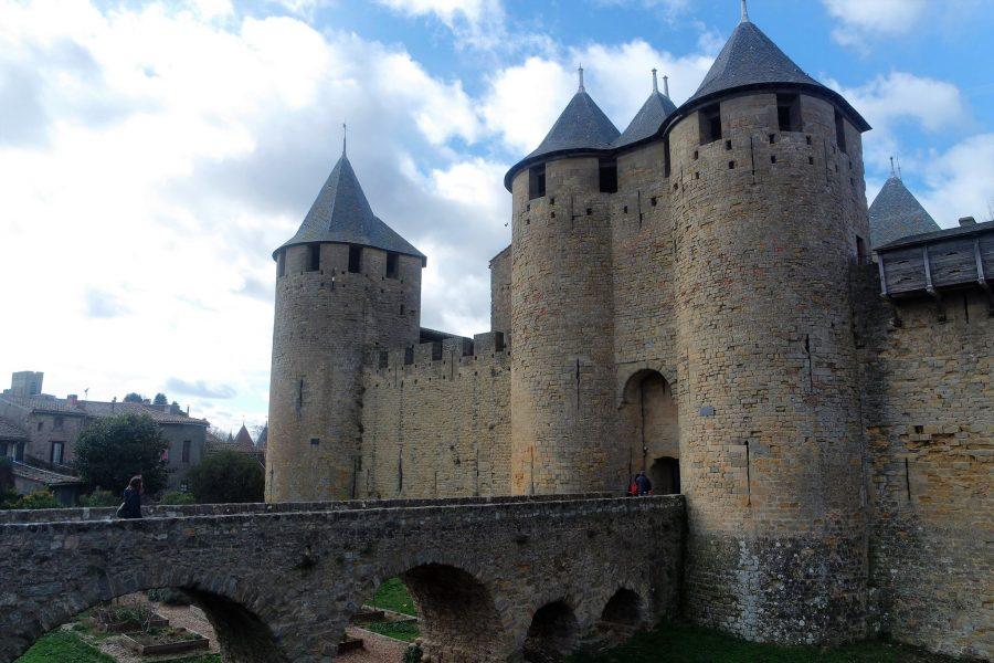 El castillo de Carcassonne, ruta por el sur de Francia en coche