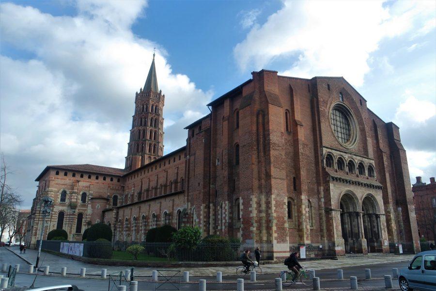 San Sernín, Toulouse