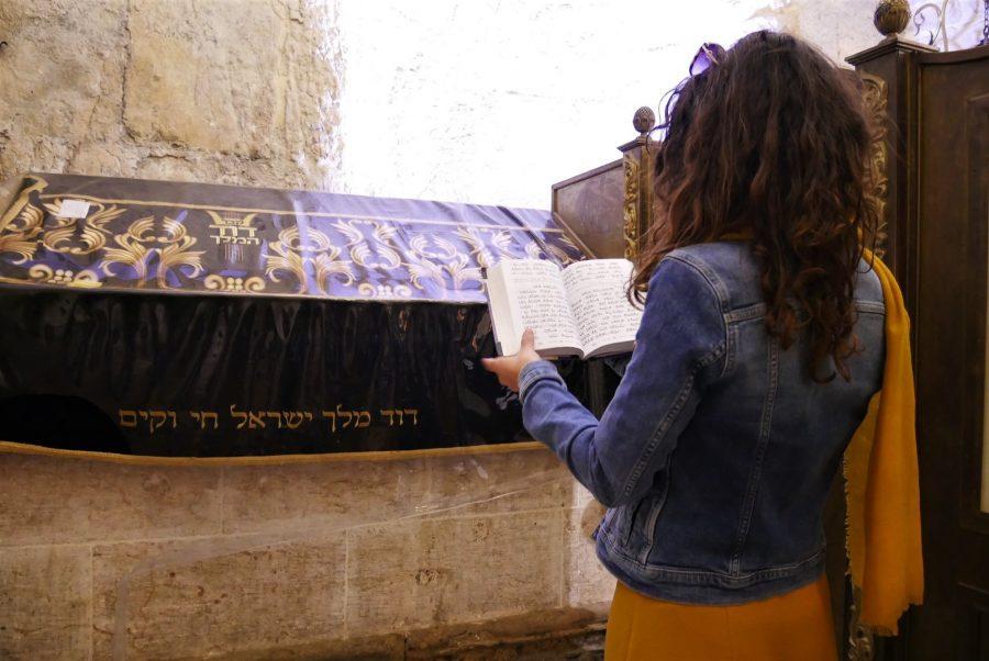 Tumba del Rey David