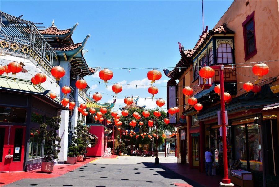 Chinatown, Los Ángeles
