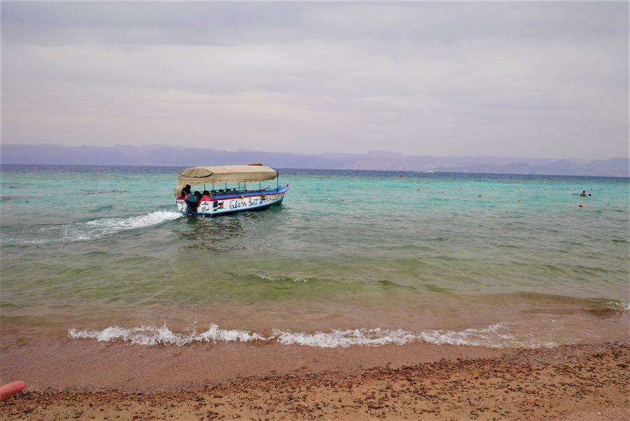 Mar Rojo, Áqaba, Jordania