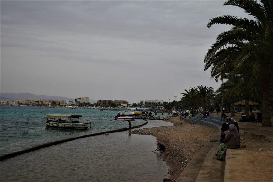 Playa de Áqaba