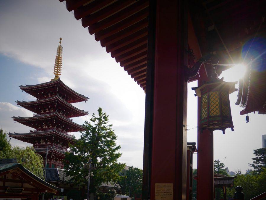 Senso-ji, Tokyo, ruta de 20 días por Japón